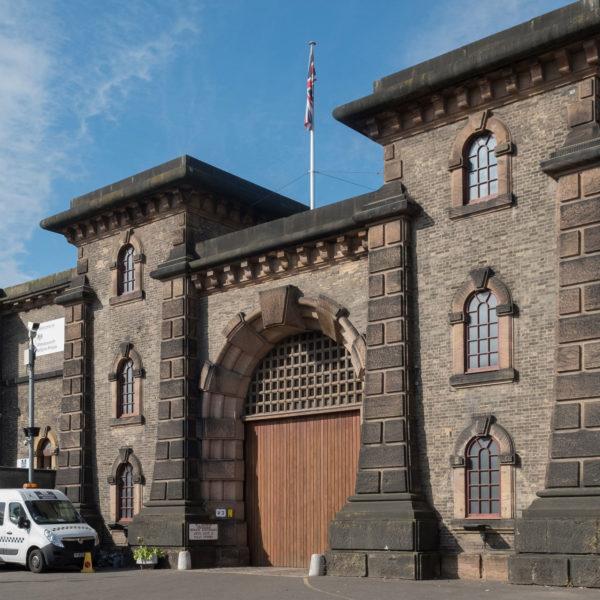 wandsworth prison gardening building