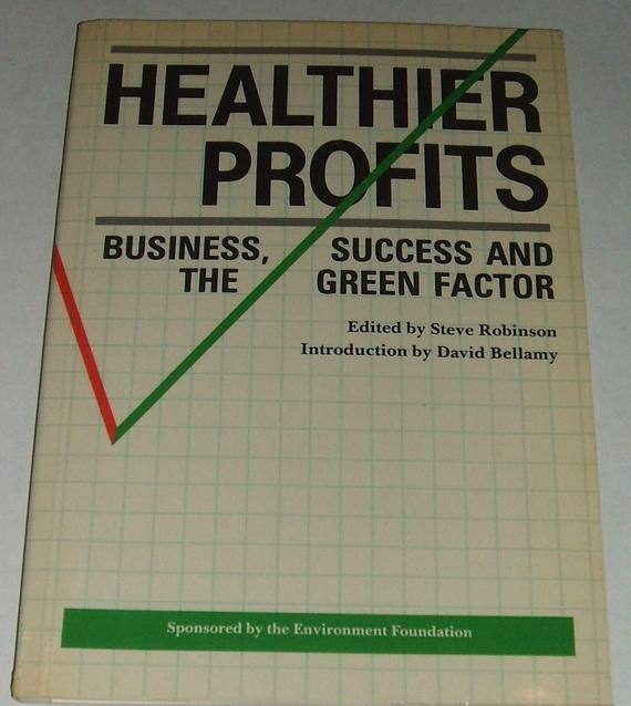 Healthier Profits 1986