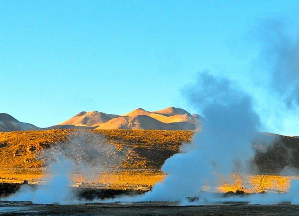 Geothermal Geysers